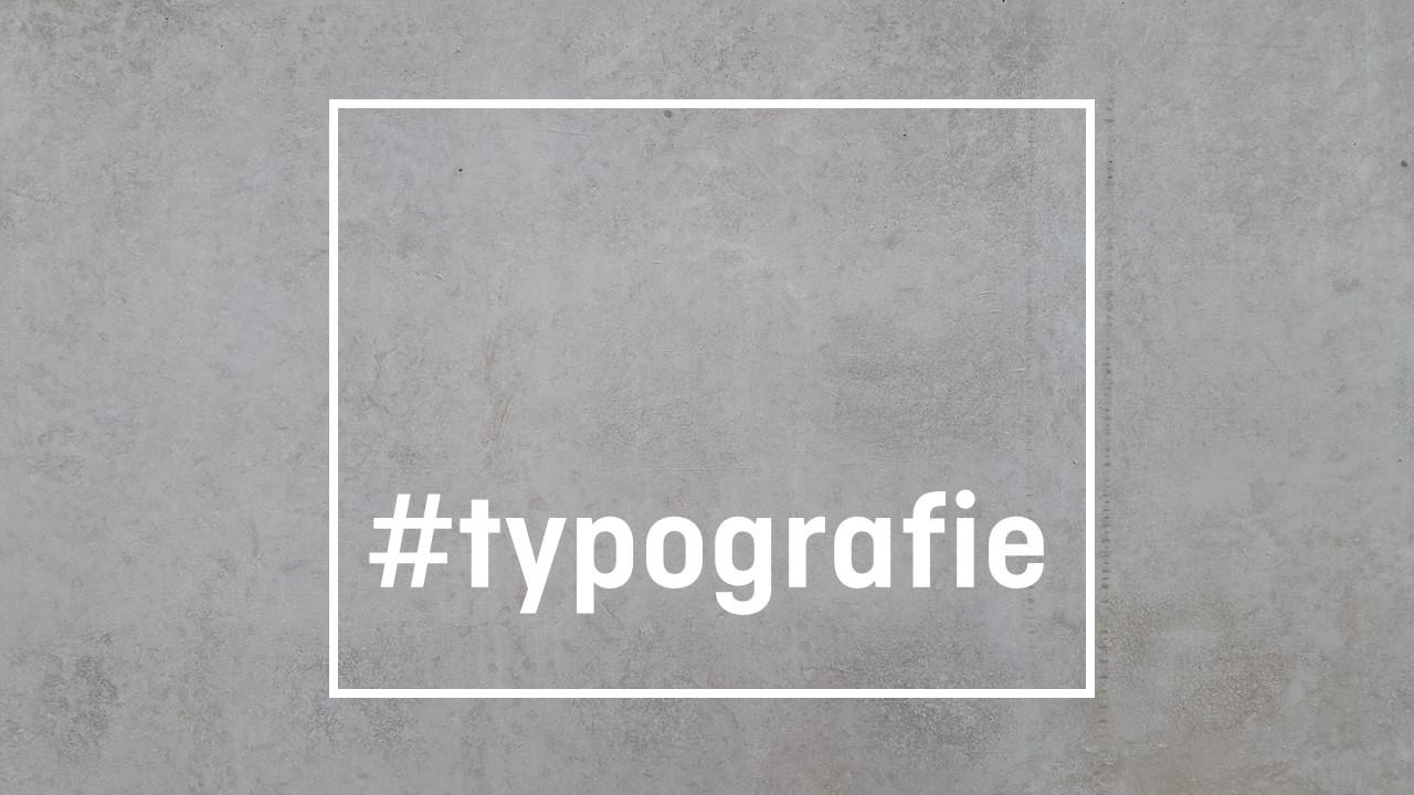 GRAUROSAROT_Typografie
